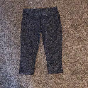 Crop workout leggings